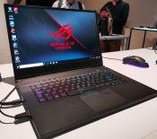ROG Zephyrus S, M et G : Asus joue la carte de la finesse pour ses nouveaux PC gaming