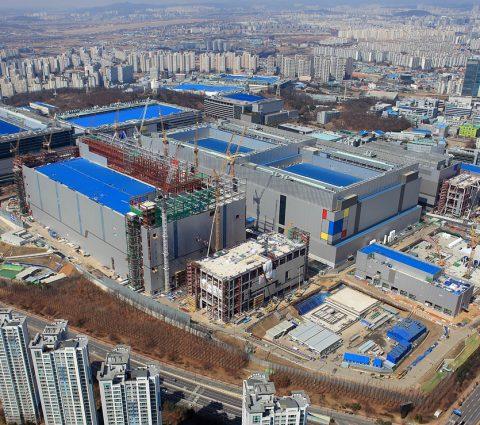 Samsung: un investissement de 104 milliards d'euros dans les semi-conducteurs