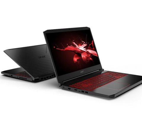 Acer dévoile les Nitro 7 et Nitro 5, des PC portables gamers accessibles