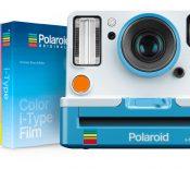 Polaroid Originals décline son OneStep 2 en coloris Summer Blue