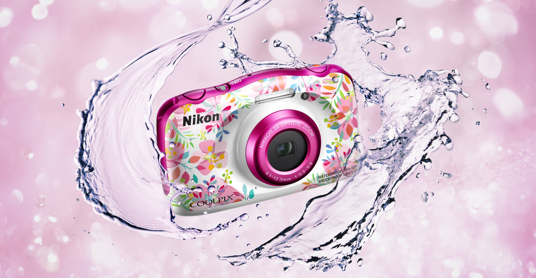 Nikon Coolpix W150 : un compact étanche et résistant, pour petits et grands