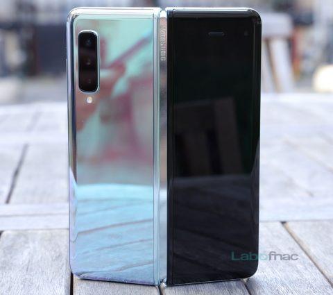 Samsung Galaxy Fold : le smartphone pliable ferait son retour pour l'IFA