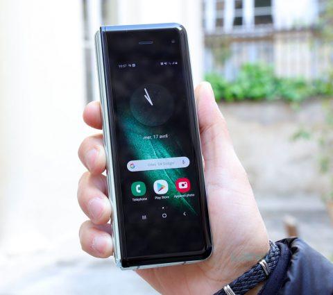 Galaxy Fold : Samsung dément les rumeurs d'un lancement en juillet