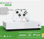 Projet Maverick : la Microsoft Xbox One S All-Digital présentée dès demain ?