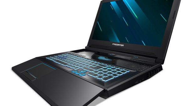 Acer annonce les Predator Helios 300 et 700 pour les joueurs nomades, et une tour Predator Orion 5000