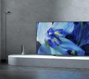Sony officialise les prix et dates de sortie des téléviseurs OLED AG8