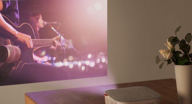 Anker lance sa gamme de vidéoprojecteurs Nebula Prizm en France