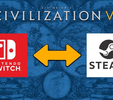Civilization VI propose le cross-save entre PC et Nintendo Switch