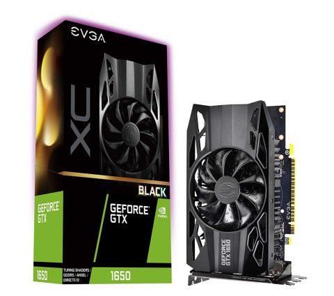 Nvidia muscleson entrée de gamme avec la GeForce GTX 1650