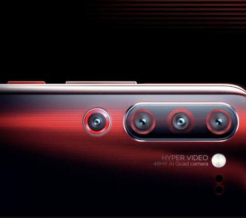 Le Lenovo Z6 Pro devrait permettre de capturer 100 mégapixels
