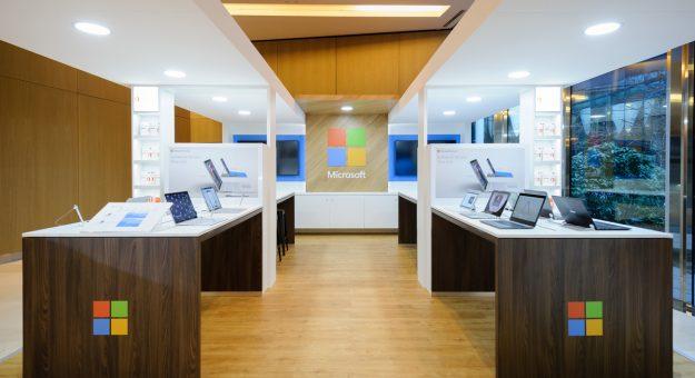 Microsoft atteint les 1 000 milliards de dollars en Bourse grâce au cloud