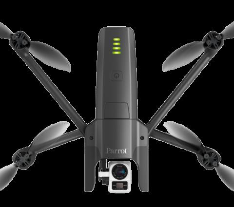 Parrot Anafi Thermal : un drone professionnel avec caméra thermique