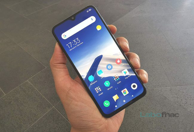 Le Xiaomi Mi 9 SE © LaboFnac