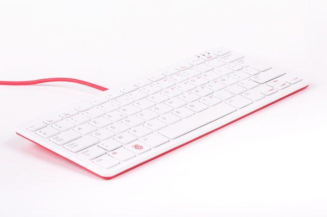 Raspberry Pi clavier