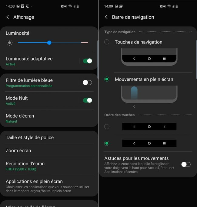 test Samsung Galaxy S10
