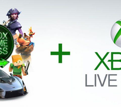 Microsoft va réunirGame Pass et Xbox Live Gold dans un abonnement à 12,99 euros par mois