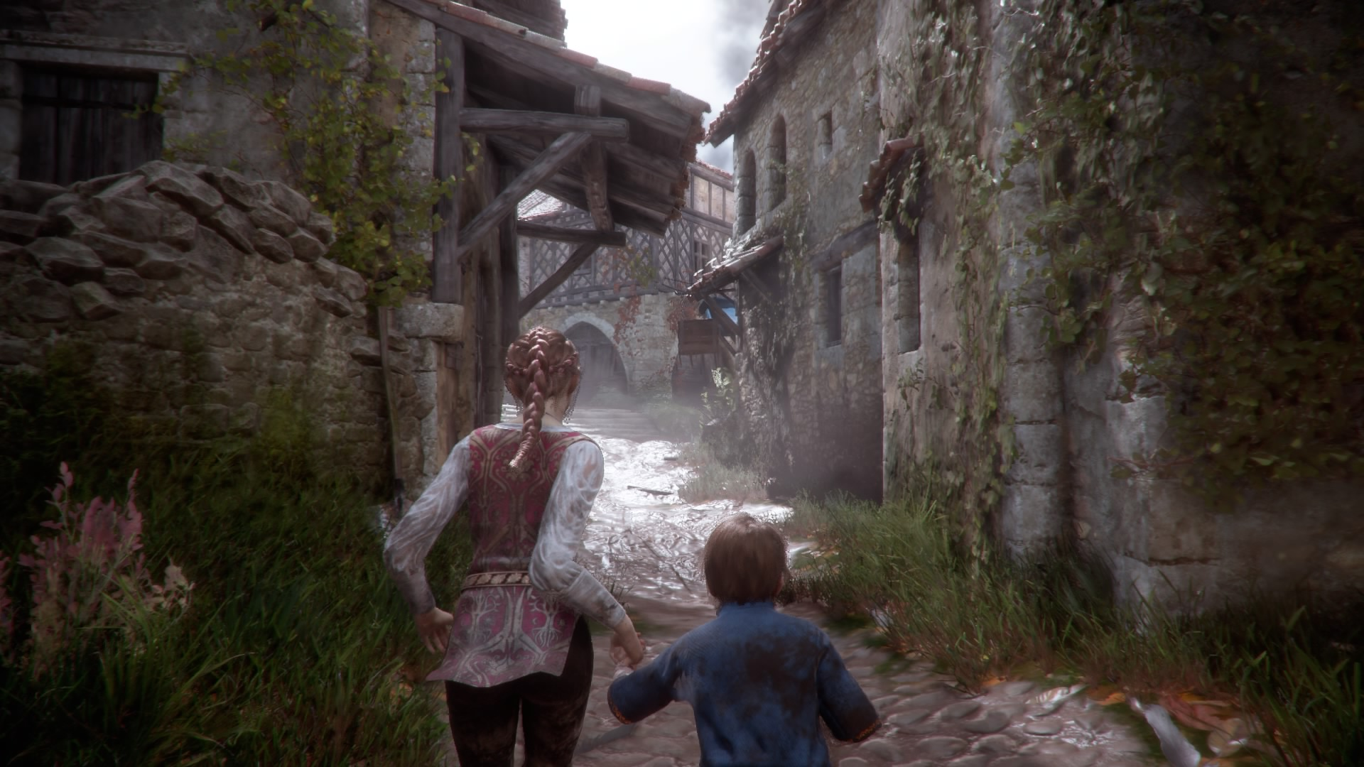 Test d'A Plague Tale – Innocence : Le temps des cathédrales