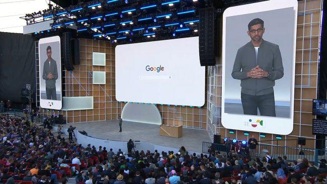 © Capture d'écran/ Google I/O 2019