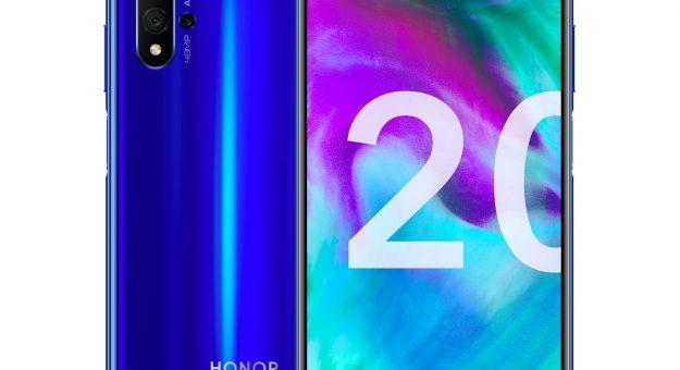 Honor 20 et Honor 20 Pro : une cuvée 2019 très orientée photo