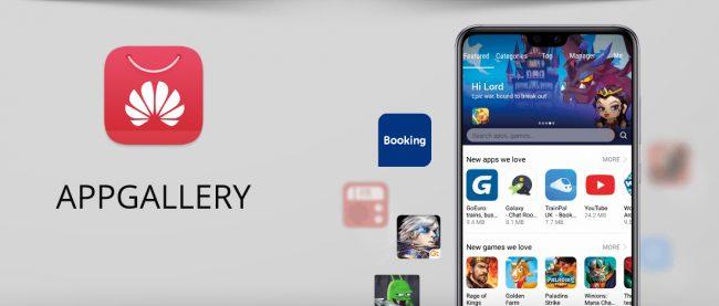 Huawei AppGallery