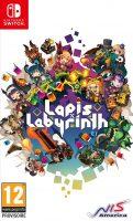 Test de Lapis x Labyrinth : Le nouveau délire de Nippon Ichi