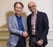 Le partenariat entre Sony et Microsoft a même surpris l'équipe PlayStation