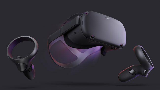 L'Oculus Quest @ Facebook