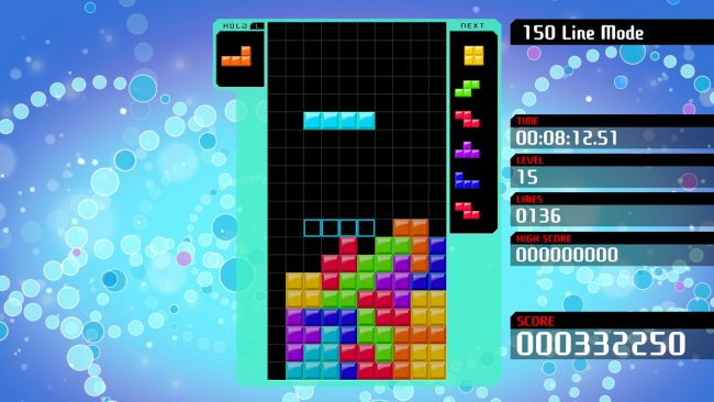 Tetris 99 DLC Marathon