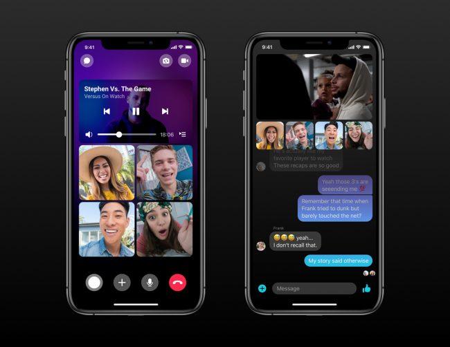 Messenger vidéo