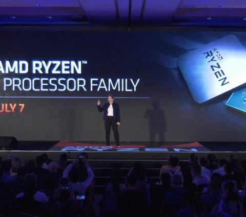 Computex 2019 – AMD présenteses nouveaux processeurs Ryzen de 3e génération