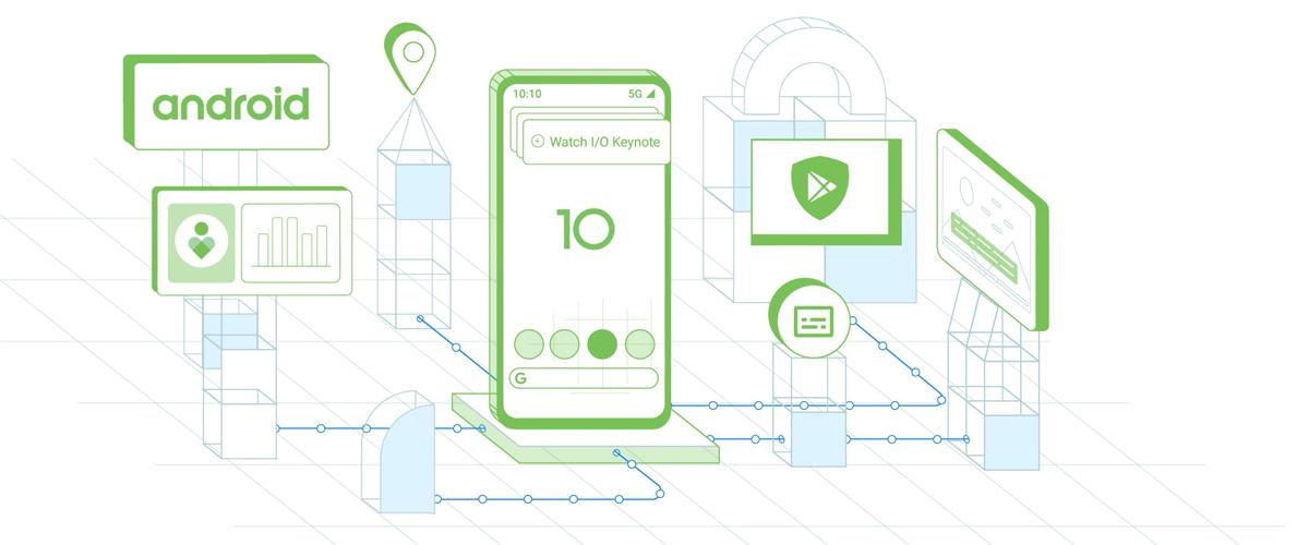 Android 10 : que nous apporte la dixième version de l'OS de Google ?
