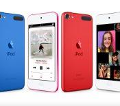 Coup de jeune pour l'iPod Touch, qui s'offre une puce A10 Fusion