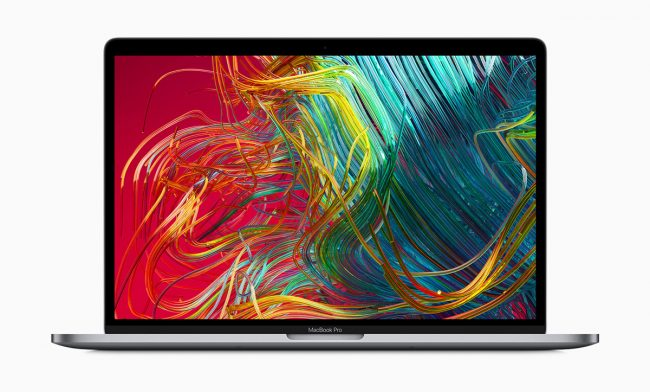 MacBook Pro huit cœurs