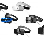 Casques Windows Mixed Reality