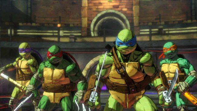 Teenage Mutant Ninja Turtles : Mutants in Manhattan