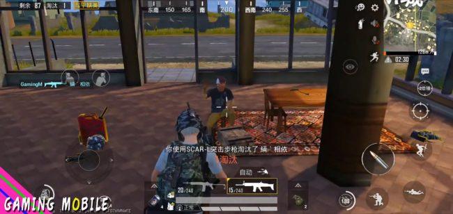 © Capture d'écran/Gaming Mobile