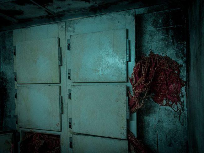 Test essai Geekopolis Mutations escape game Resident Evil