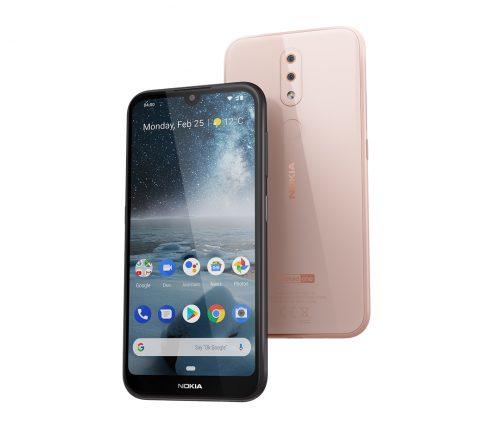 Nokia 4.2 : un nouveau smartphone à moins de 200 euros chez HMD
