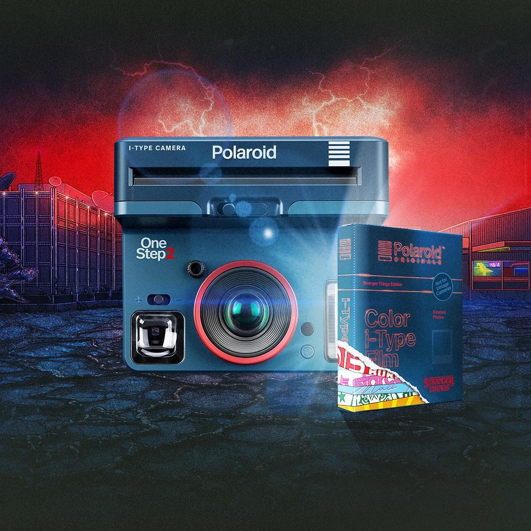 Polaroid Originals Onestep 2 Une édition Stranger Things