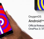 OnePlus 3 & 3T Android 9.0 Pie