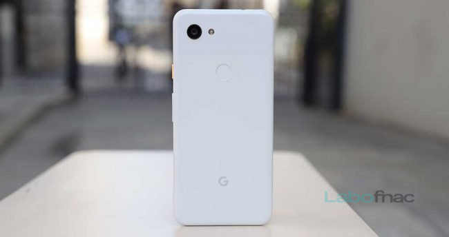 Prise en main des Google Pixel 3a / 3a XL