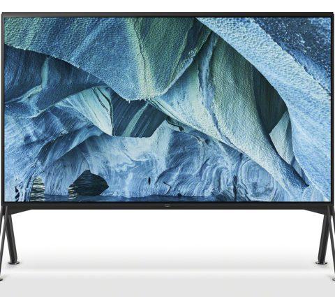 Sony lancera ses premiers téléviseurs 8K en France dès juin