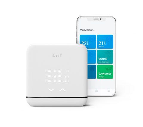Tado° dévoile le contrôle de la climatisation V3+ compatible HomeKit