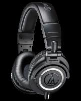 Test Labo de l'Audio-Technica ATH-M50xBT : un passage réussi au Bluetooth