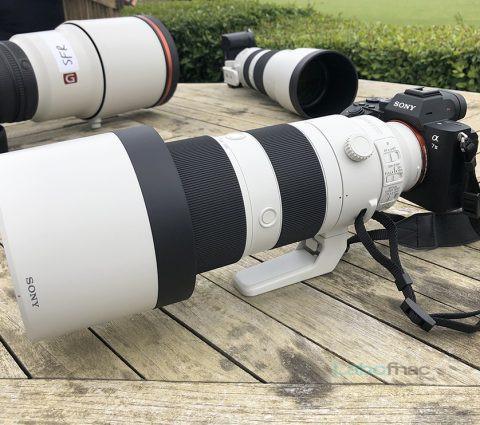 Sony FE 200-600 mm f/5.6-6.3 G OSS : un zoom qui ne se déplie pas