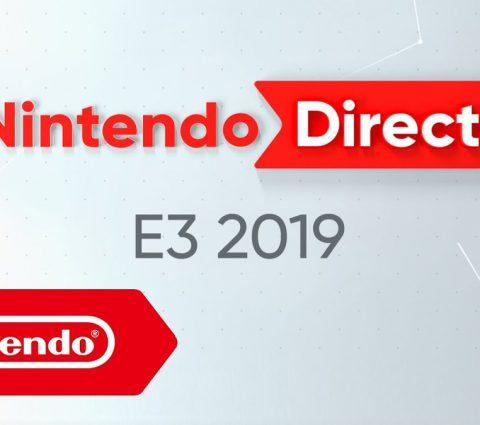 E3 2019 – Tout ce qu'il faut retenir du Nintendo Direct