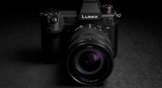 Panasonic Lumix S1H : le futur plein format filmera en 6K