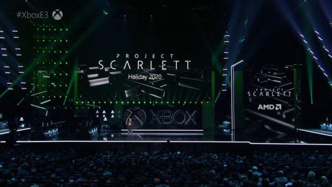 Microsoft Xbox E3 Project Scarlett