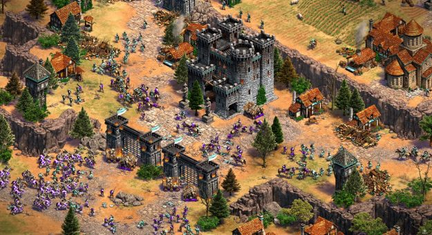 Age of Empires II : la Definitive Edition arrive cet automne en 4K