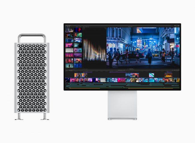 Mac Pro : Apple dévoile son nouveau monstre de puissance
